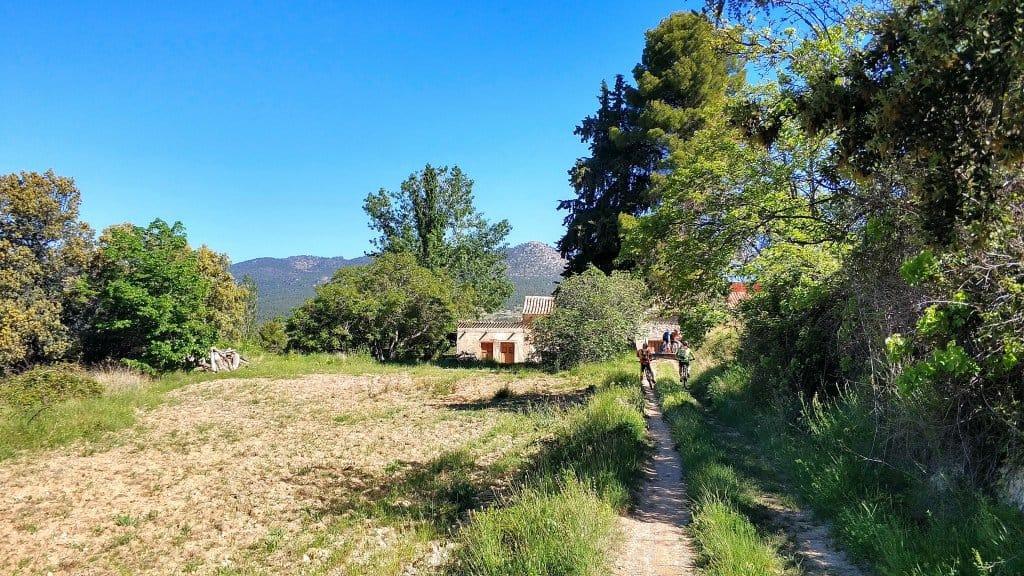 Rutas de senderismo en Caravaca